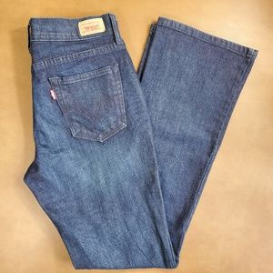 Levi's 515 Bootcut Jeans Size 4 Med
